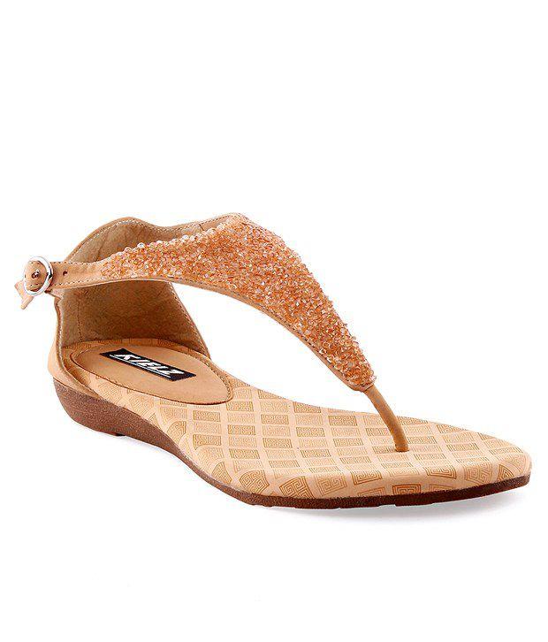Kielz Beige Sandal