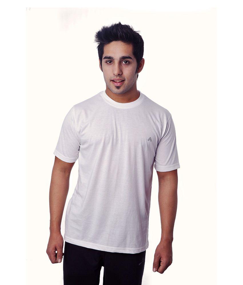 Tryd White T-shirts