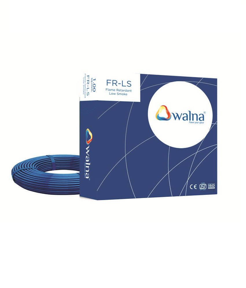 Buy Walna Fr Ls Housing Wires 90 Mts Coil Of 400 Sq Mm Copper Wiring Diagram Insulated