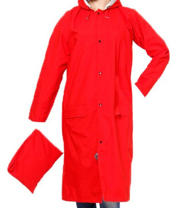 Dora Red Rainwear For Kids