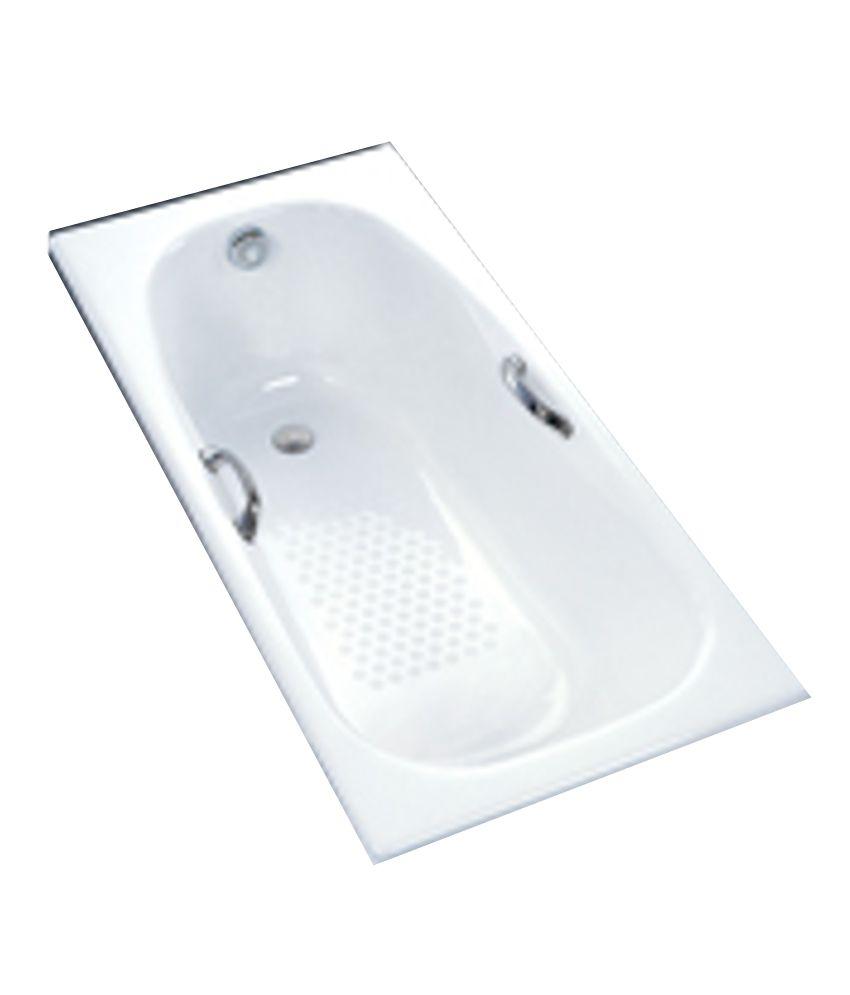 Toto Enameled Cast Iron Bathtub Fby1510pe