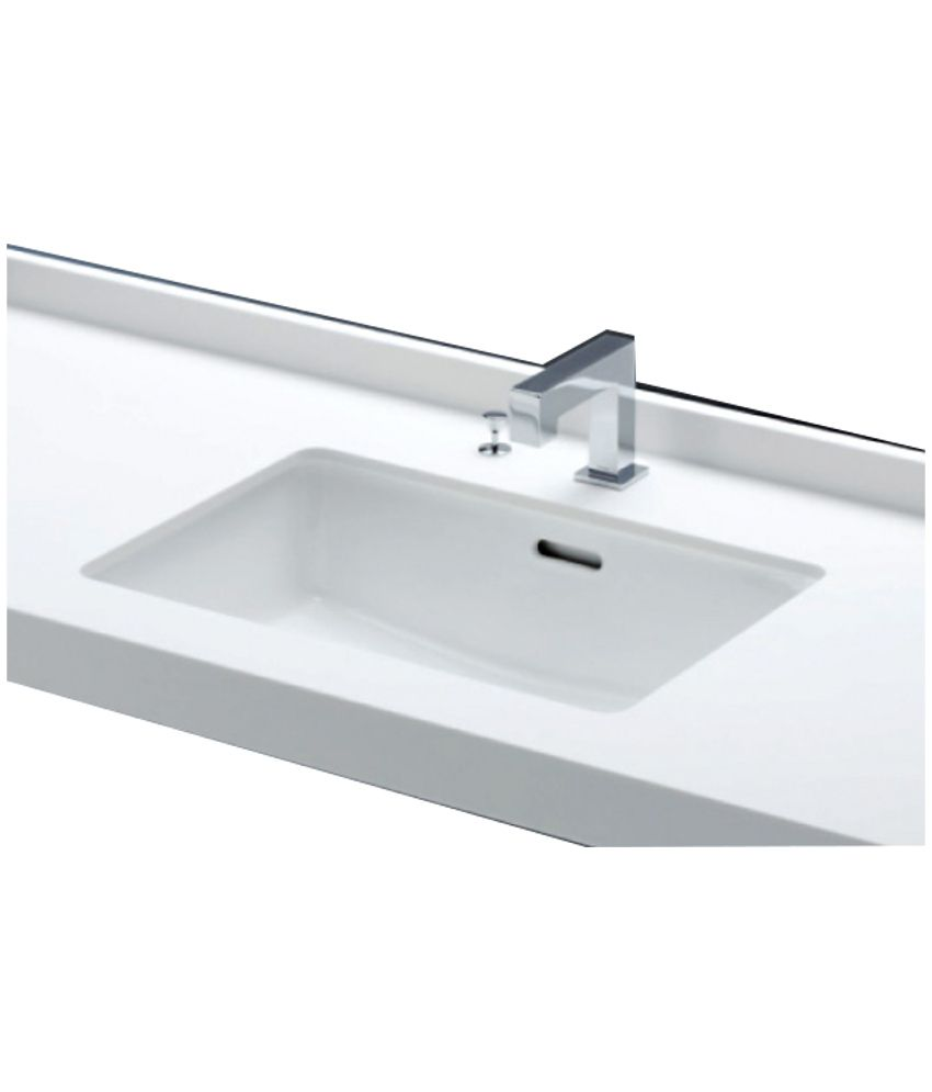 Buy Toto Under Counter Lavatory (L620K) Online at Low Price in India ...