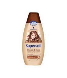 Schwarzkopf Supersoft Repair & Care Coconut Shampoo 400ml