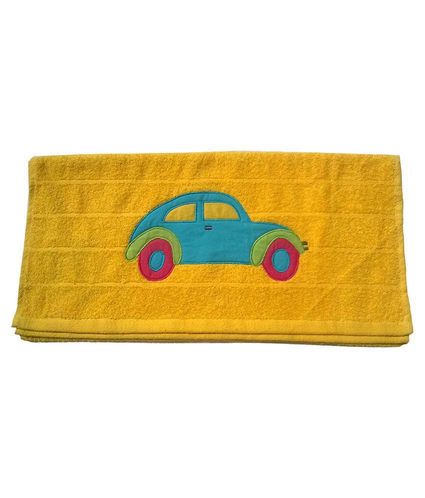 Towel Road Traffic - Yellow