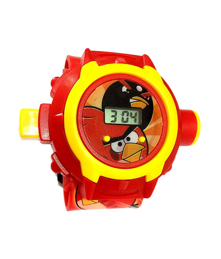 angry bird projector kids watch price in india buy angry bird