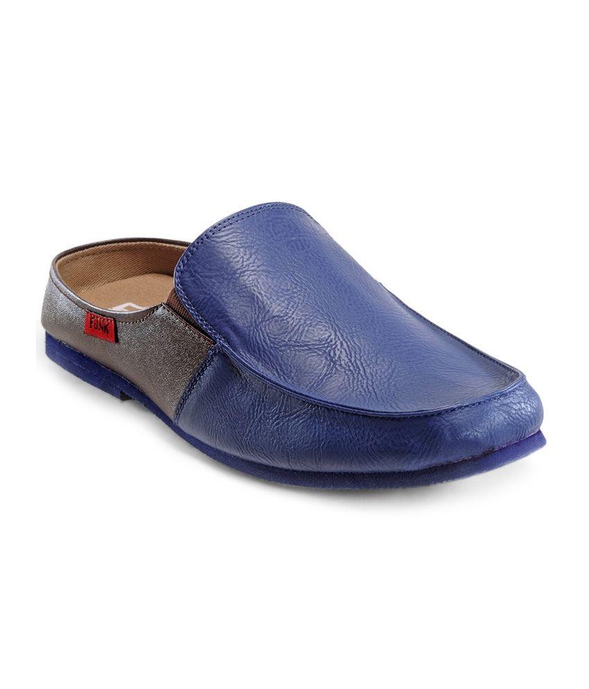 Funk Blue Sneaker Shoes