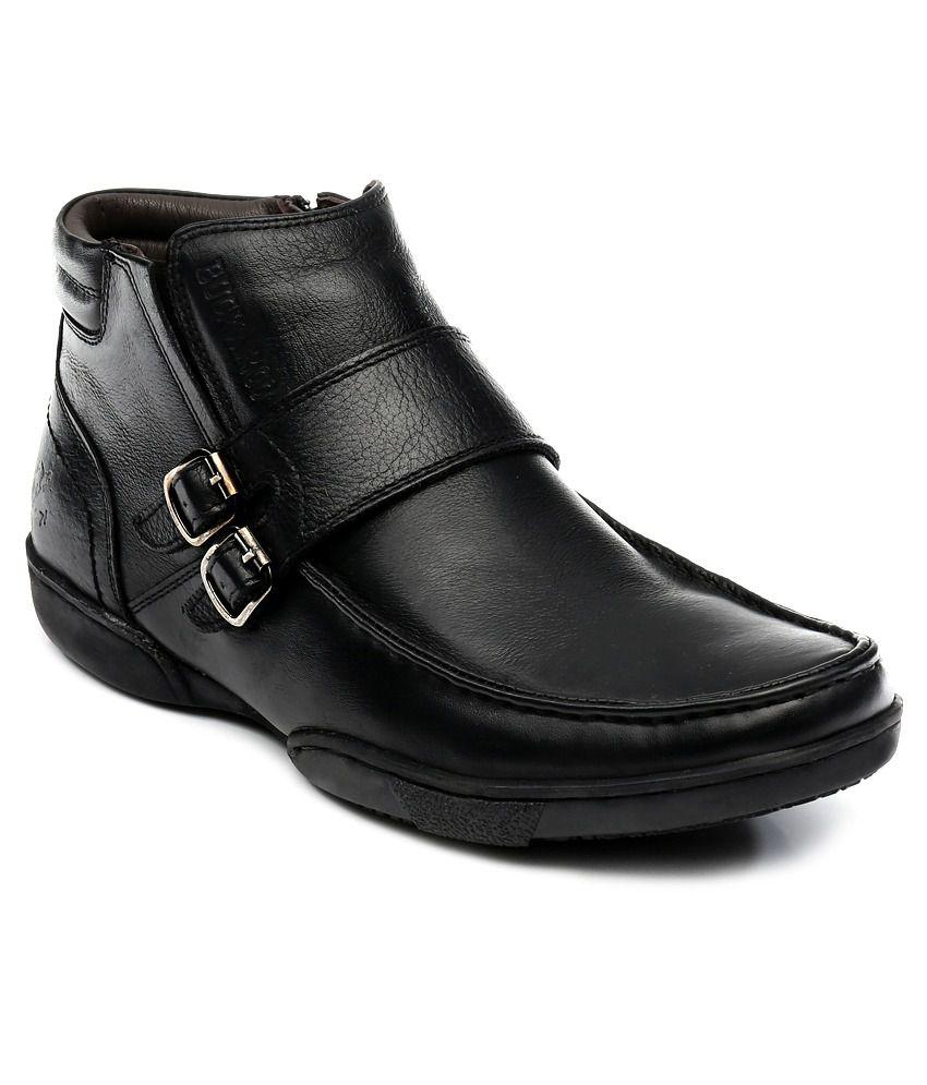 Buckaroo Black Boot