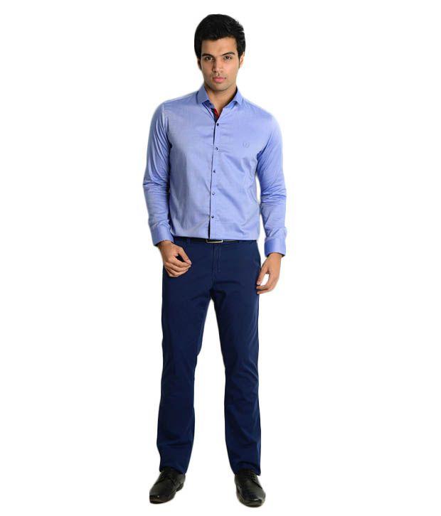 Teemper Lavender Men's Shirt