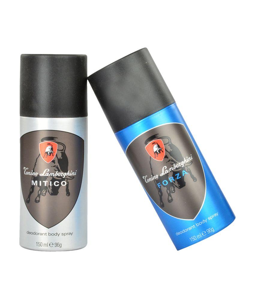 Lamborghini Spray Tonino Lamborghini Mitico Deodorant