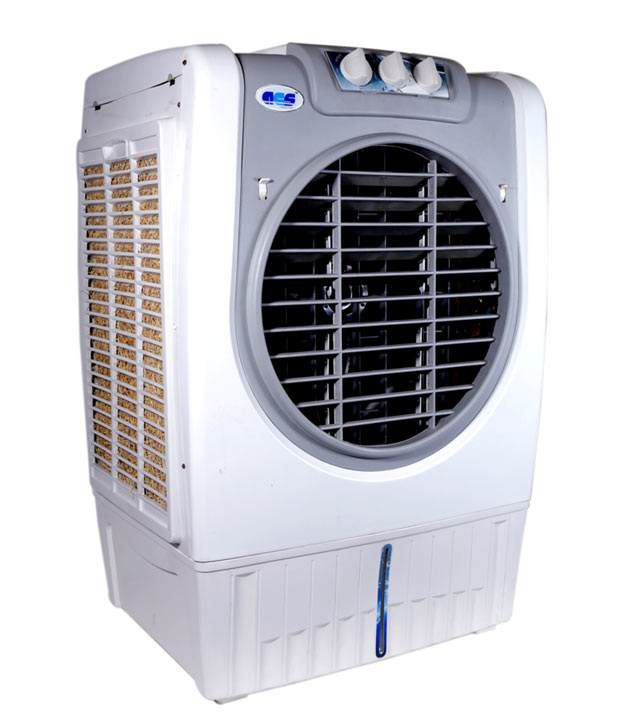 ACS Storm Air Cooler 18 Inch - White