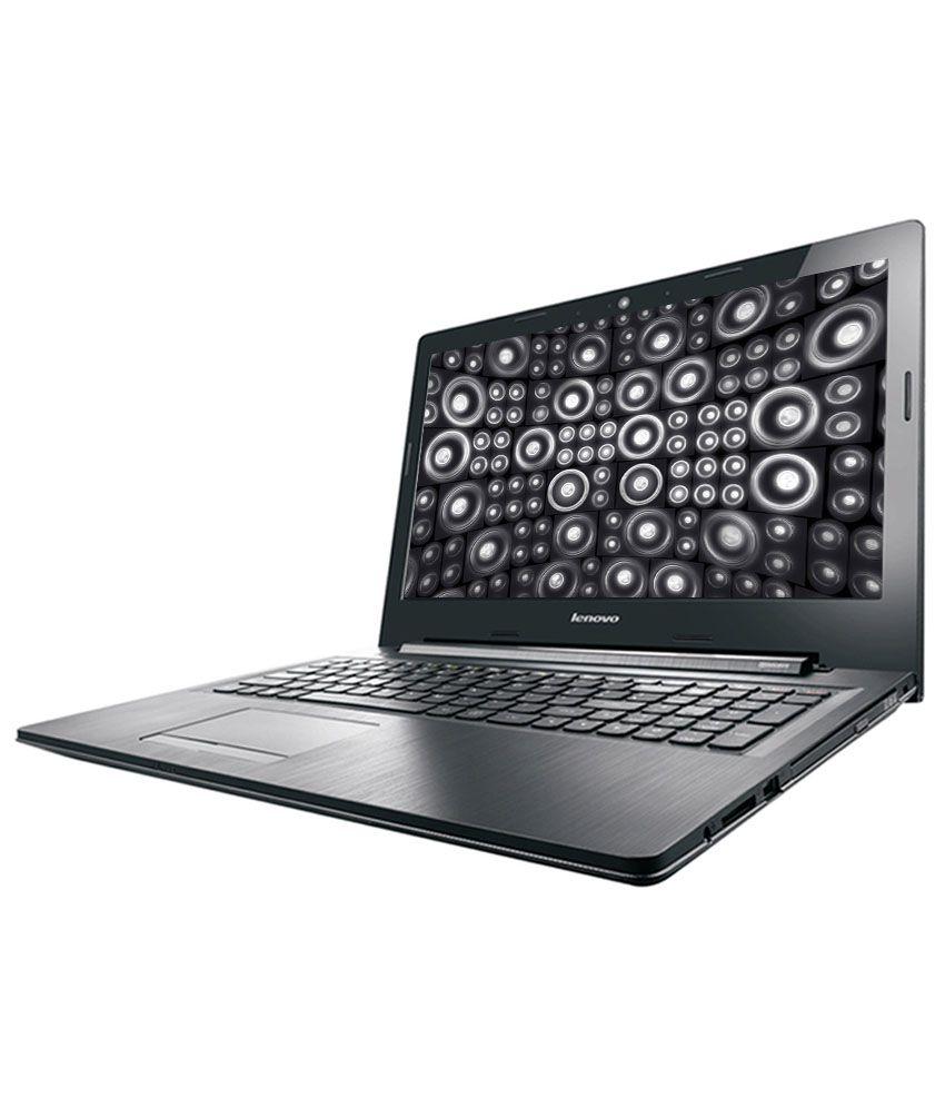 Lenovo G50-70 Laptop (59-417092) (4th Gen Intel Core i3- 2GB RAM- 500GB HDD- 39.62cm (15.6)- Windows 8.1) (Black)