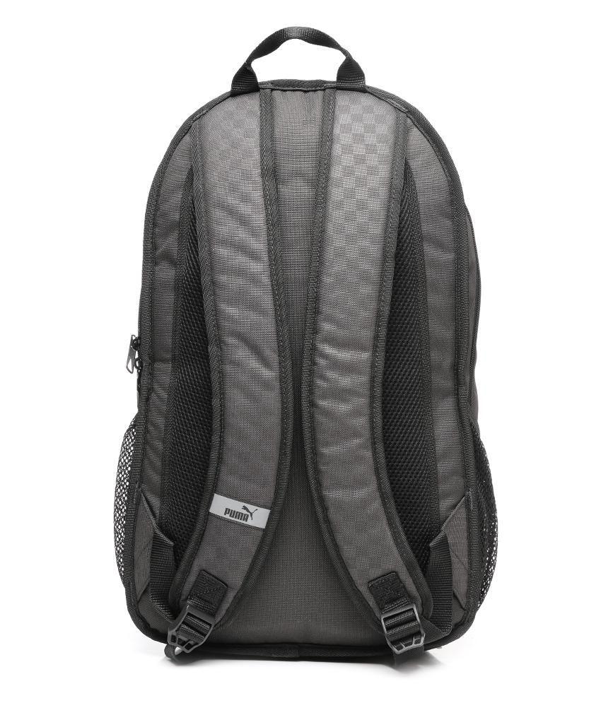 Puma Ferrari Replica Black   White Backpack - Buy Puma Ferrari ... 19b190f080