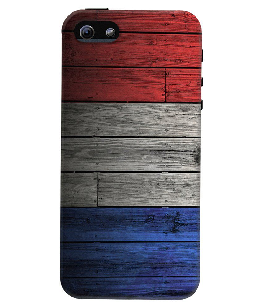 Apple iphone 5/5S Printed Back Covers by DailyObjects-