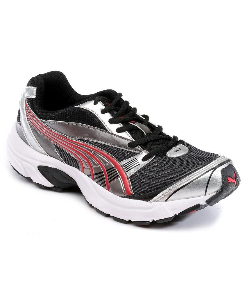 Black Velocity Shoes