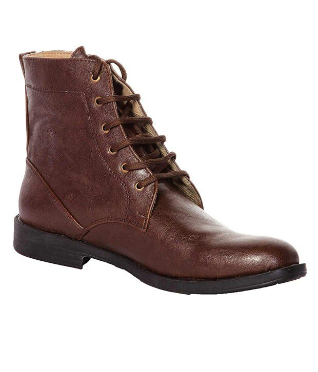 Mokassin Brown Boots
