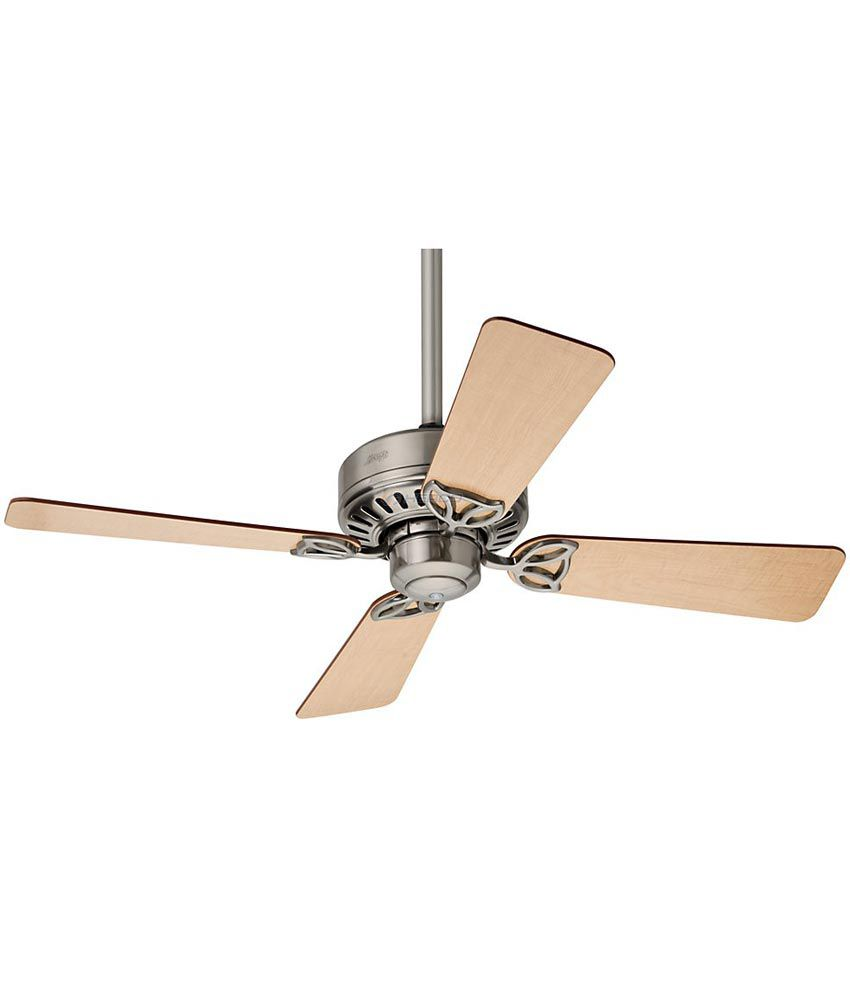 Usha Ceiling Fan Brushed Nickel Price In India Buy Usha