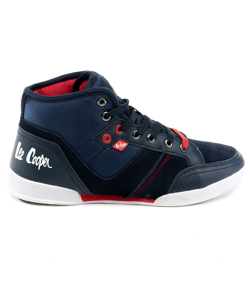 Lee Cooper Leather Sneaker Shoes
