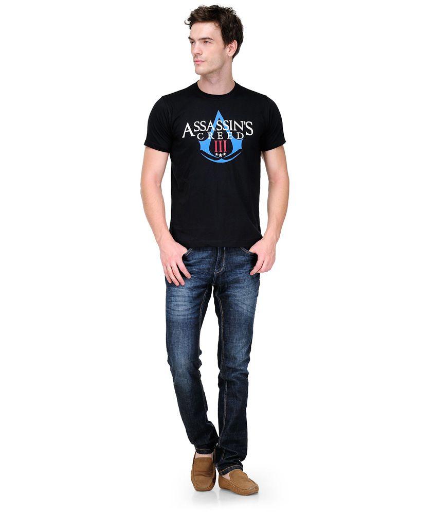 White Kalia Assassin\'S Creed T-Shirt - Buy White Kalia Assassin\'S ...