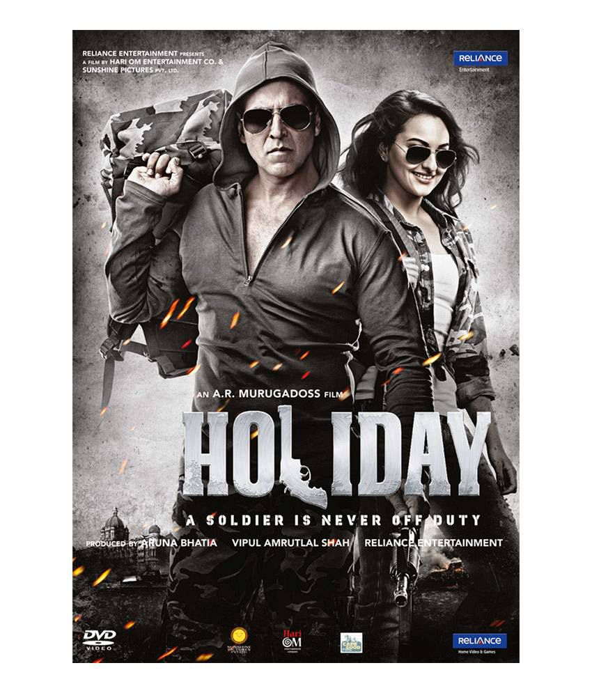 Holiday (Hindi) [DVD]
