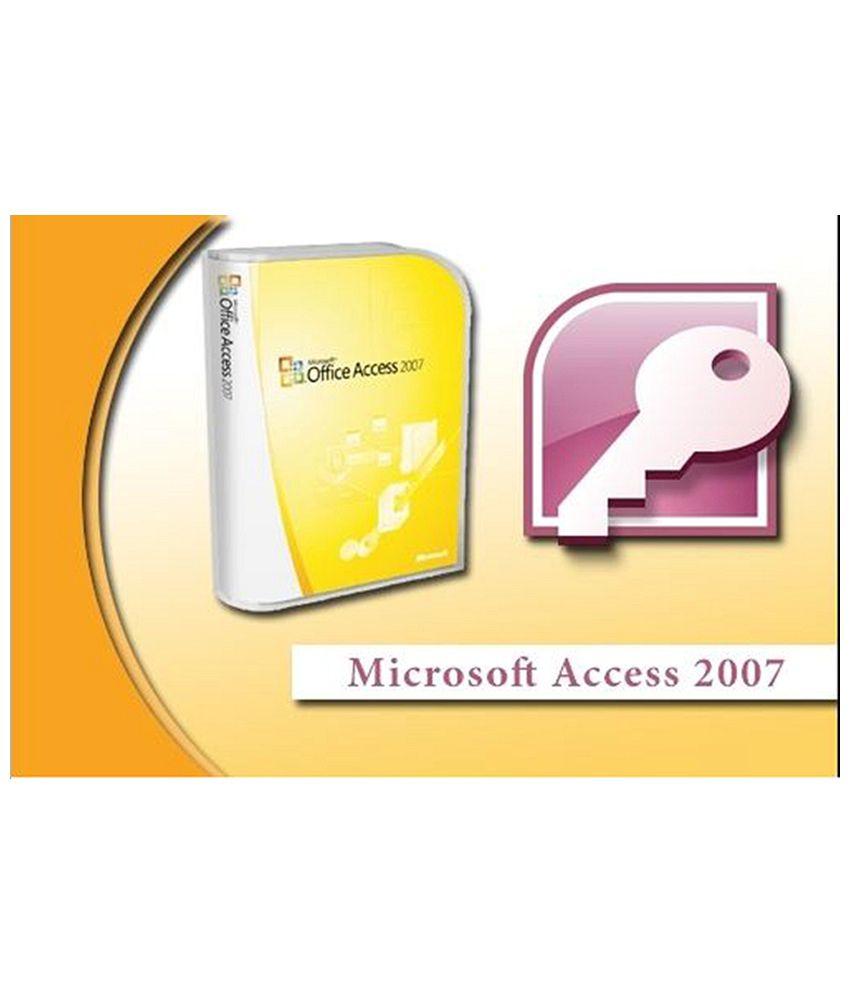 microsoft access coursework