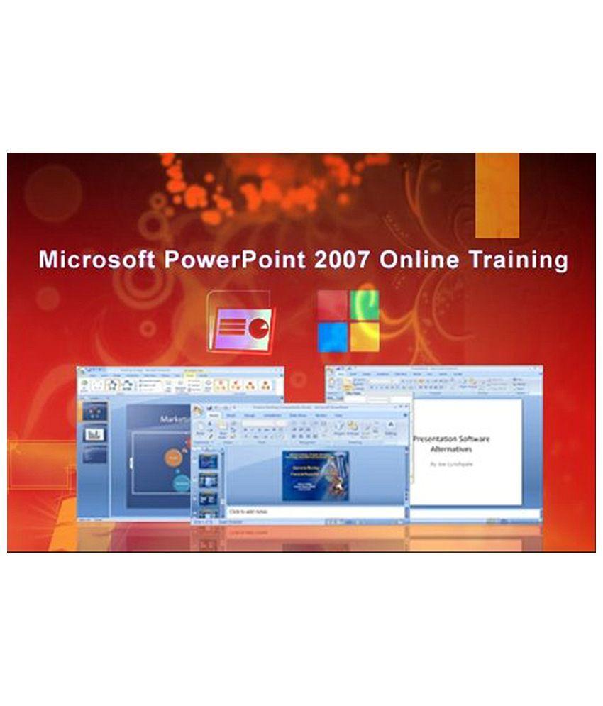 buy microsoft powerpoint 2007