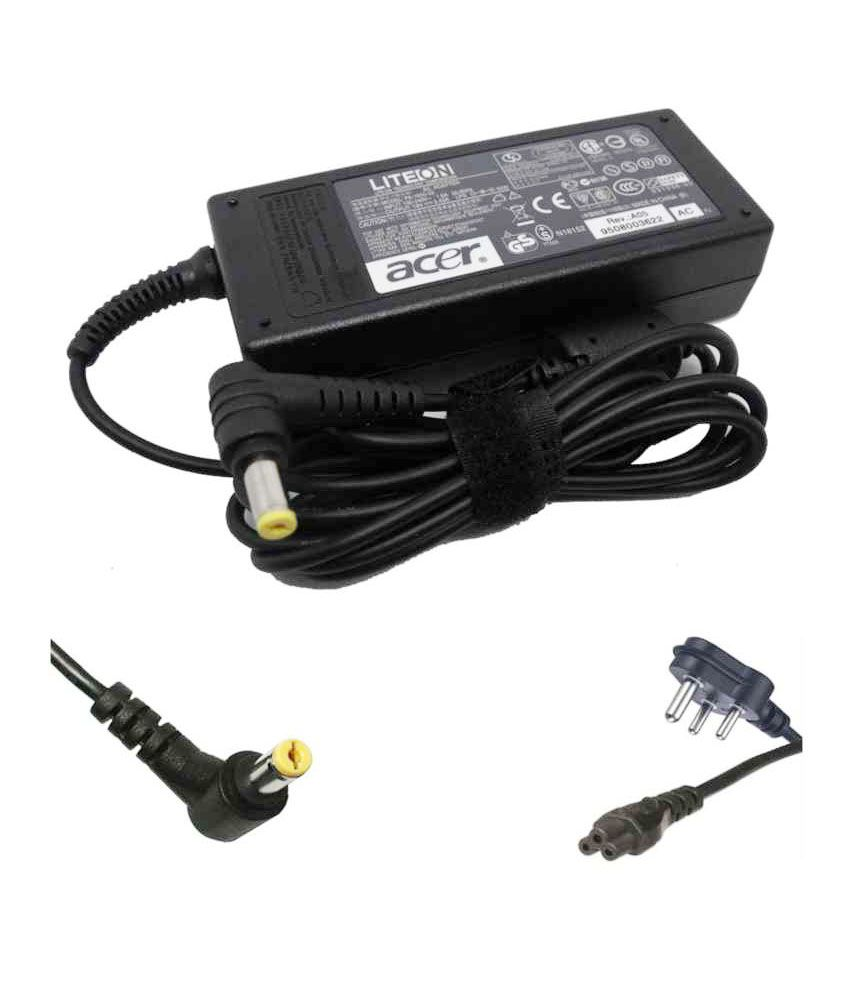 Acer Laptop Adapter Original Genuine Box Pack Acer Aspire 9410wsmi 9411awsmi 9411wsmi Charger 19v 3.42a 65w Power Adapter
