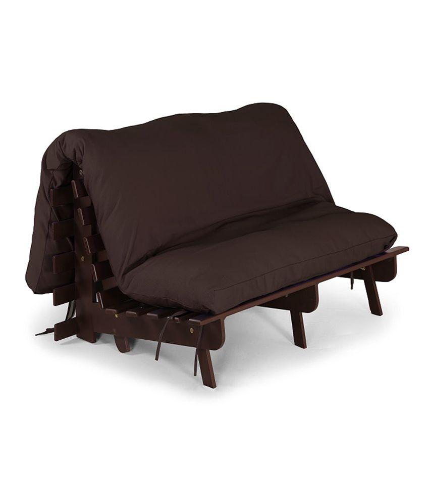 Columbia Double Futon Sofa Bed