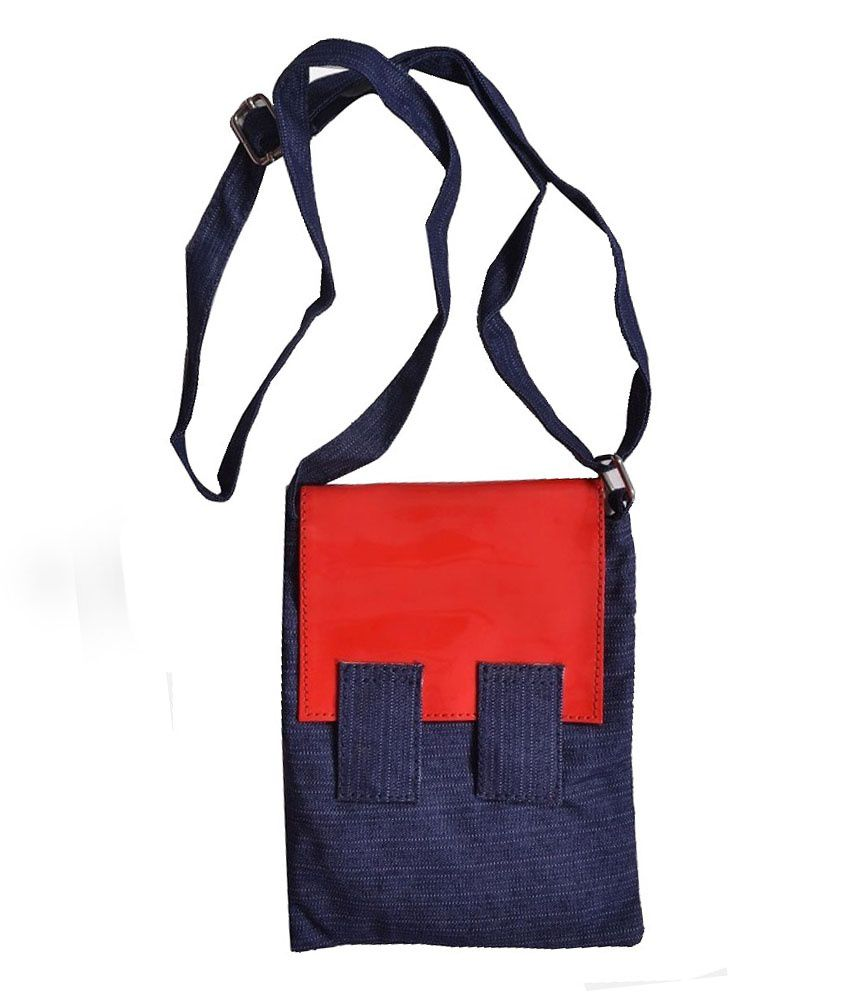 Imported Red Others Sling Bags