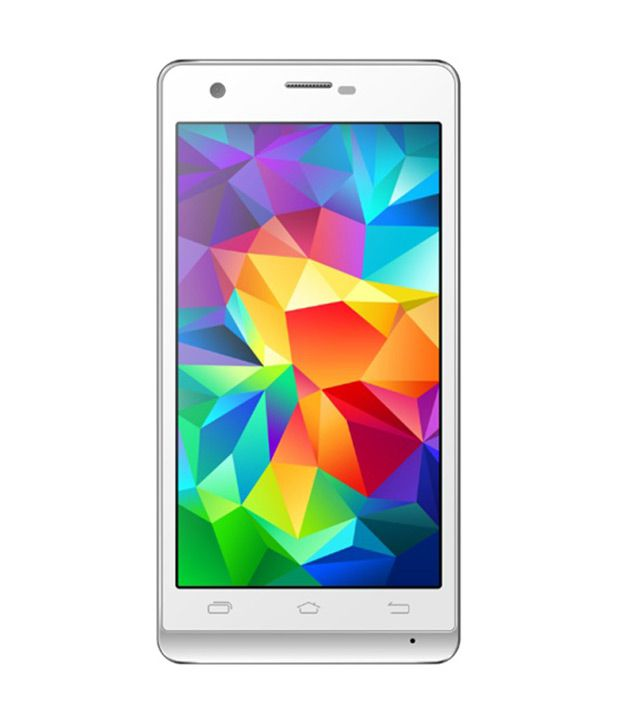 Karbonn ( 4GB and Below , ) White