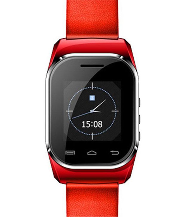 Kenxinda Watch Mobile Dual SIM Red
