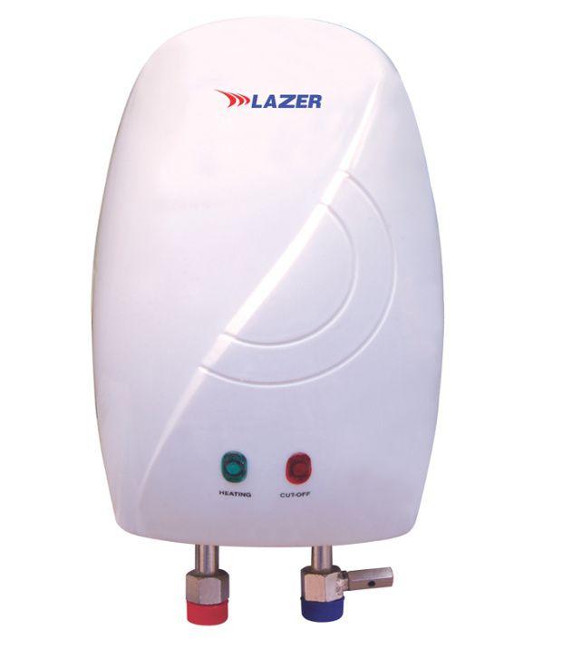 Lazer Exotica Range 15 Litres Storage Water Geyser