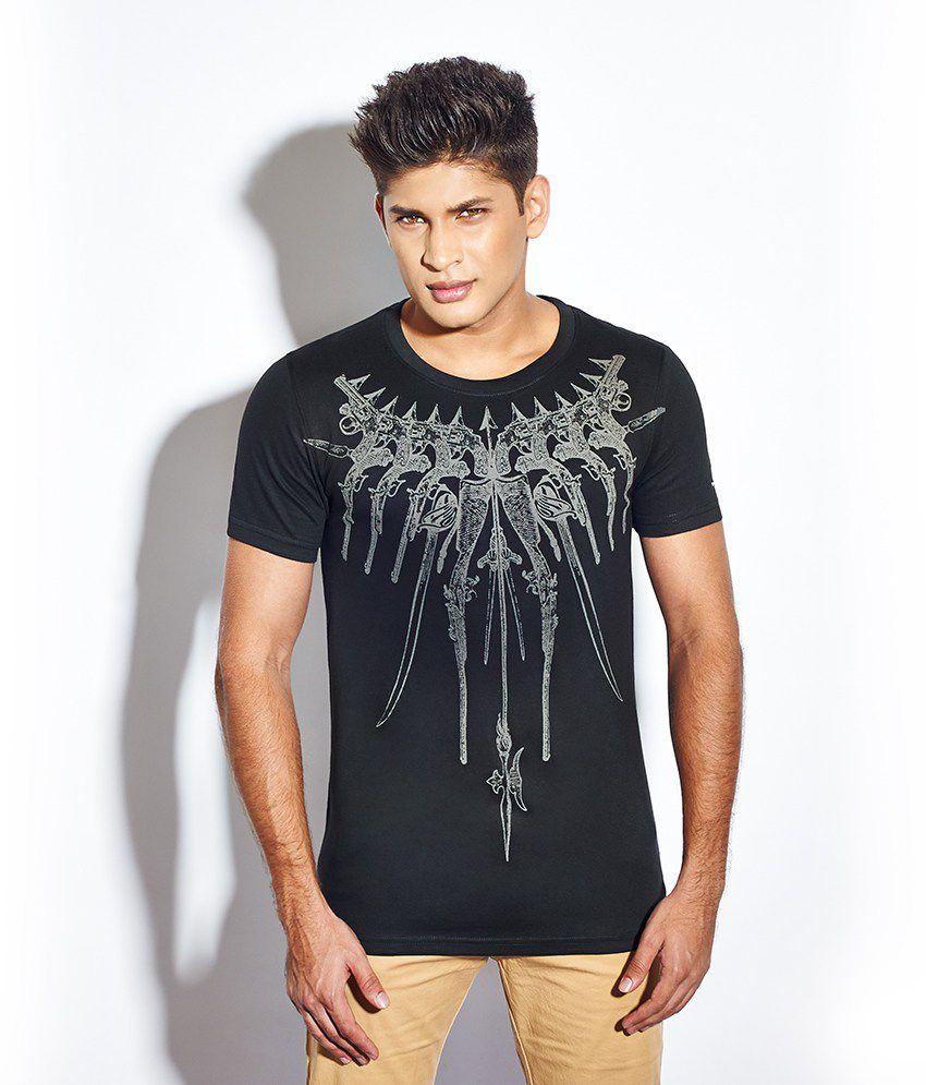 Madmo Armour Black T-shirt
