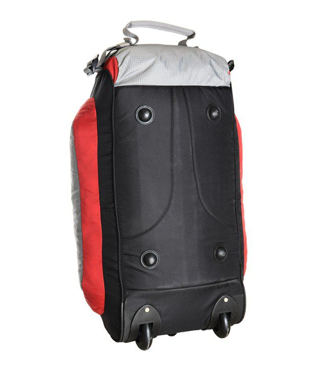 Wildcraft Rover Red Duffle Bag - Buy Wildcraft Rover Red Duffle Bag ... aa1a41ed7012c