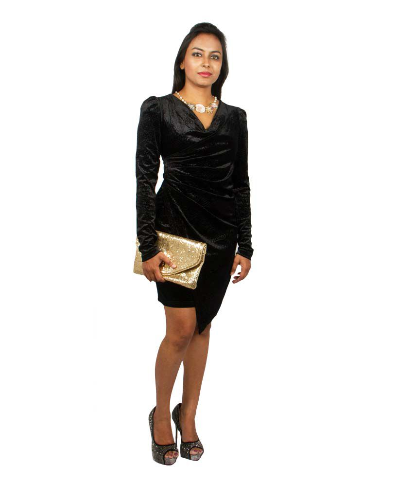 Babelicious Couture VELVET DRESS WITH LAYERS