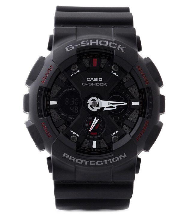 cf57b2c5830 Casio Analog Digital Men Watch - Buy Casio Analog Digital Men Watch Online  at Best Prices in India on Snapdeal