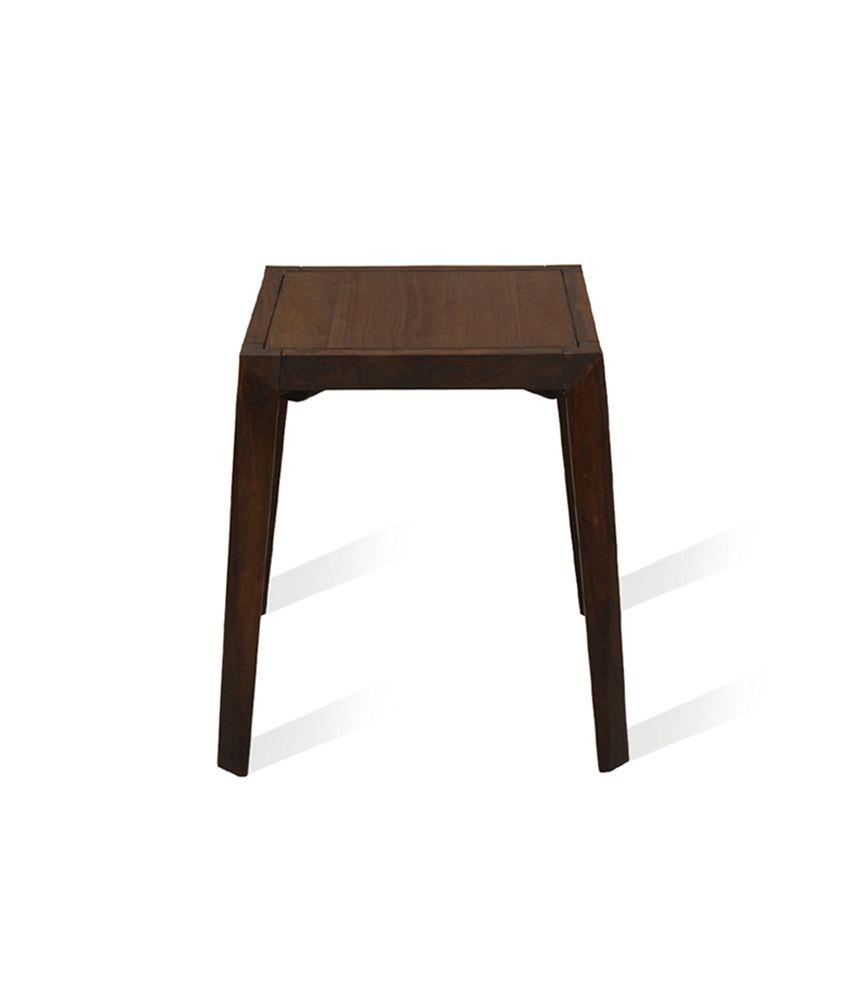 Dolorosa Side Table Walnut