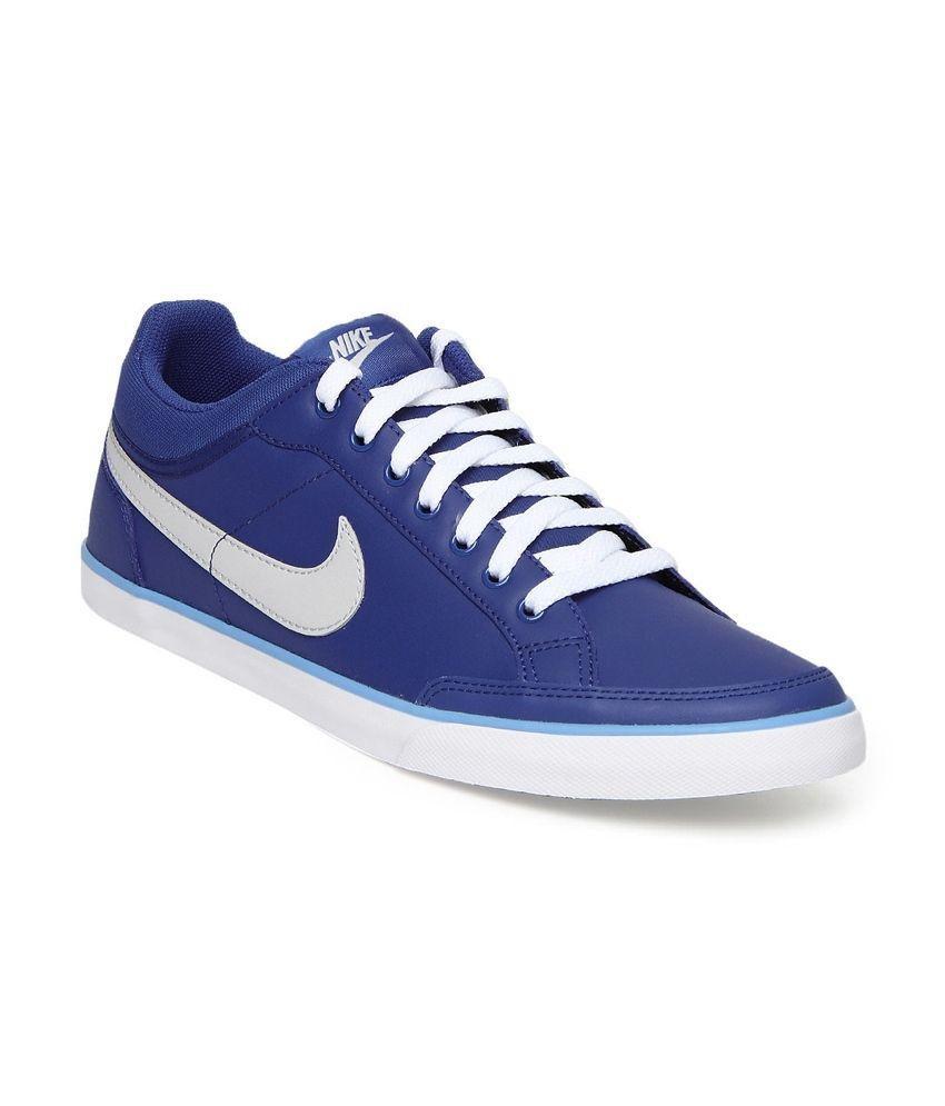 Nike Blue Sneaker Shoes - Buy Nike Blue
