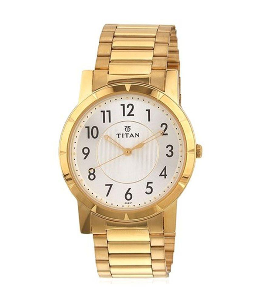 Titan 1647ym01 men 39 s watch buy titan 1647ym01 men 39 s for What watch to buy