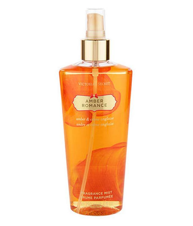 10aeef10cf9 Victoria s Secret Amber Romance Body Mist 125 Ml  Buy Online at Best Prices  in India - Snapdeal