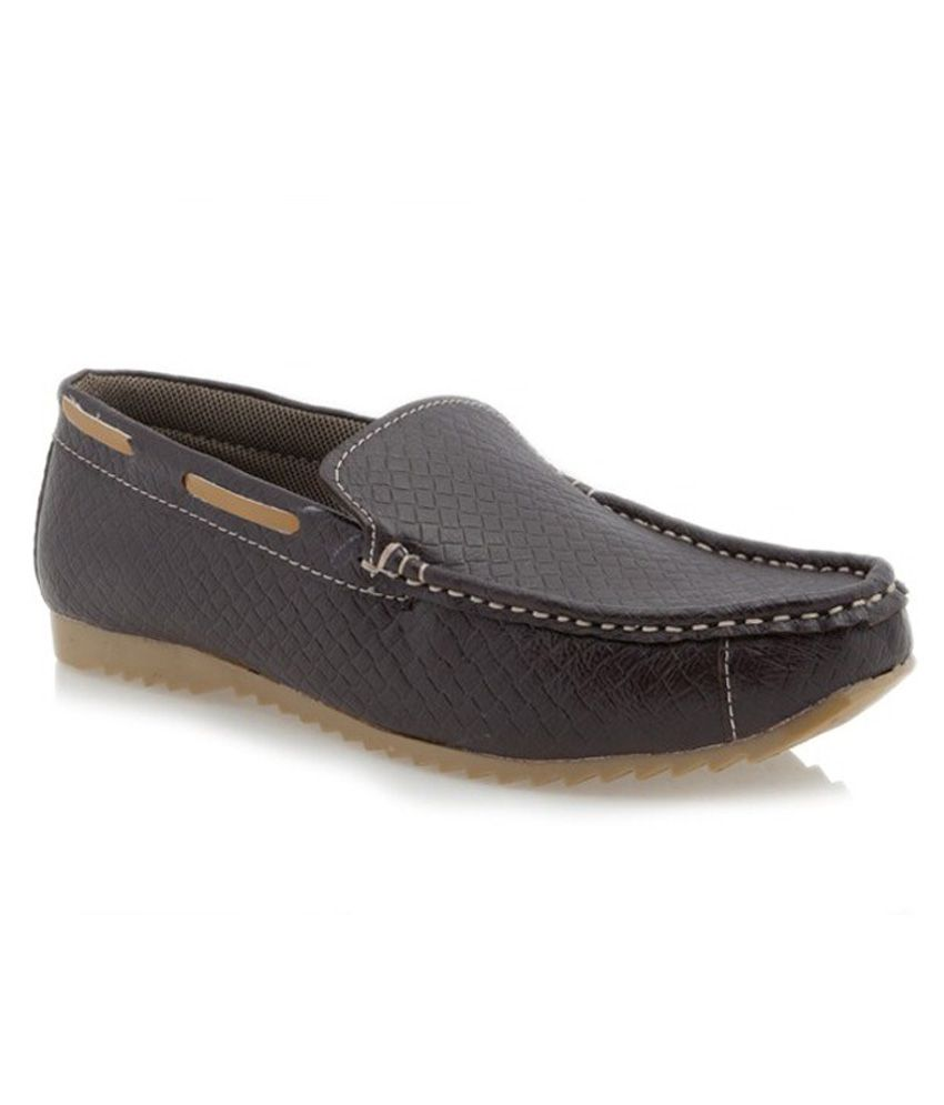 Windus Brown Loafers