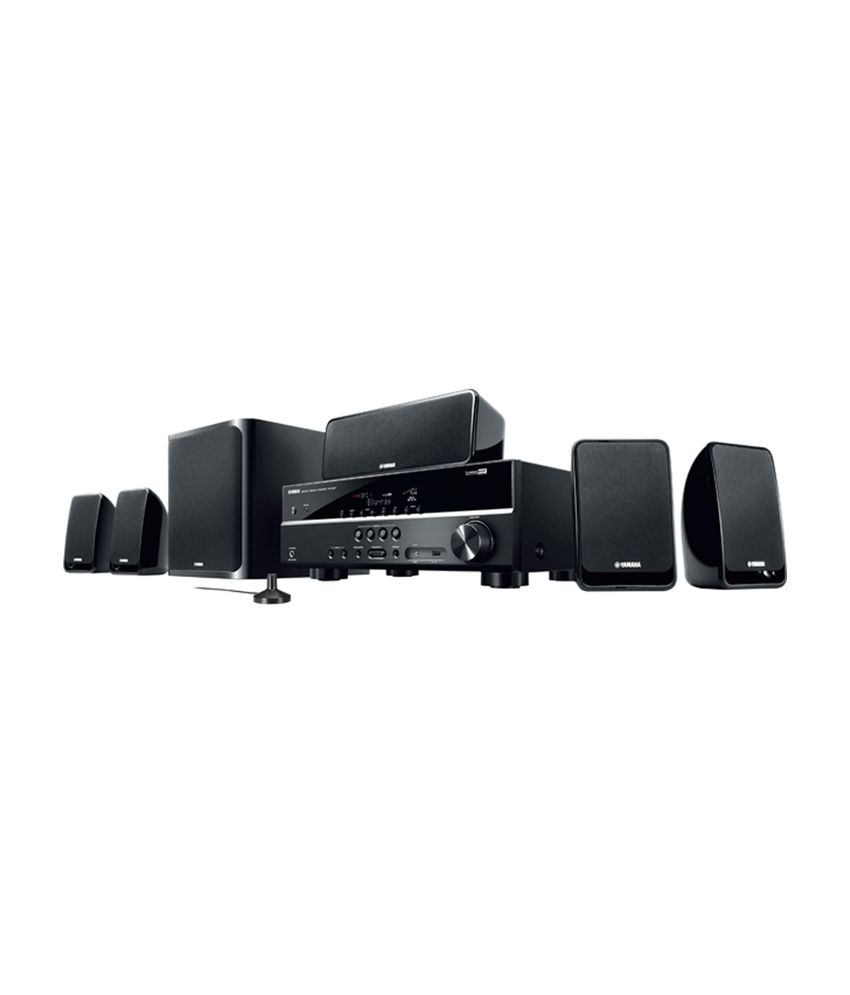 Buy Yamaha Yht 2910 5 1 Component Home Theatre System Online At  # Tables Home Cinema Et Televiseurs
