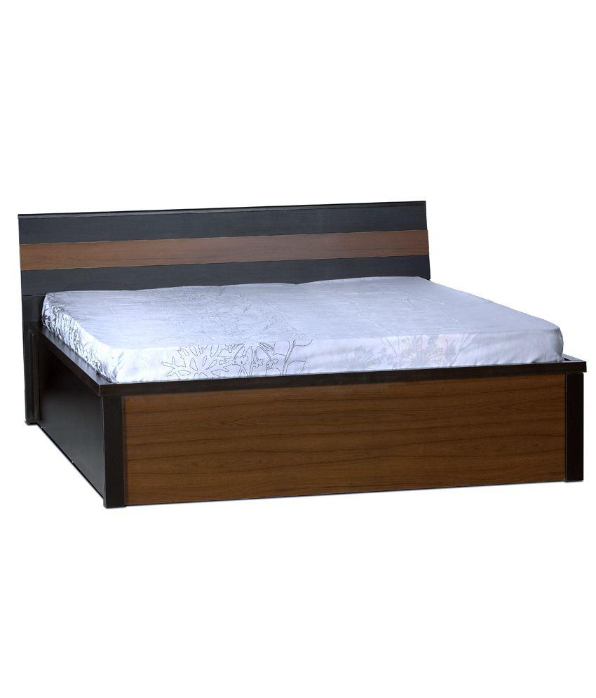 Kosmo Sophia King Size Bed With Storage
