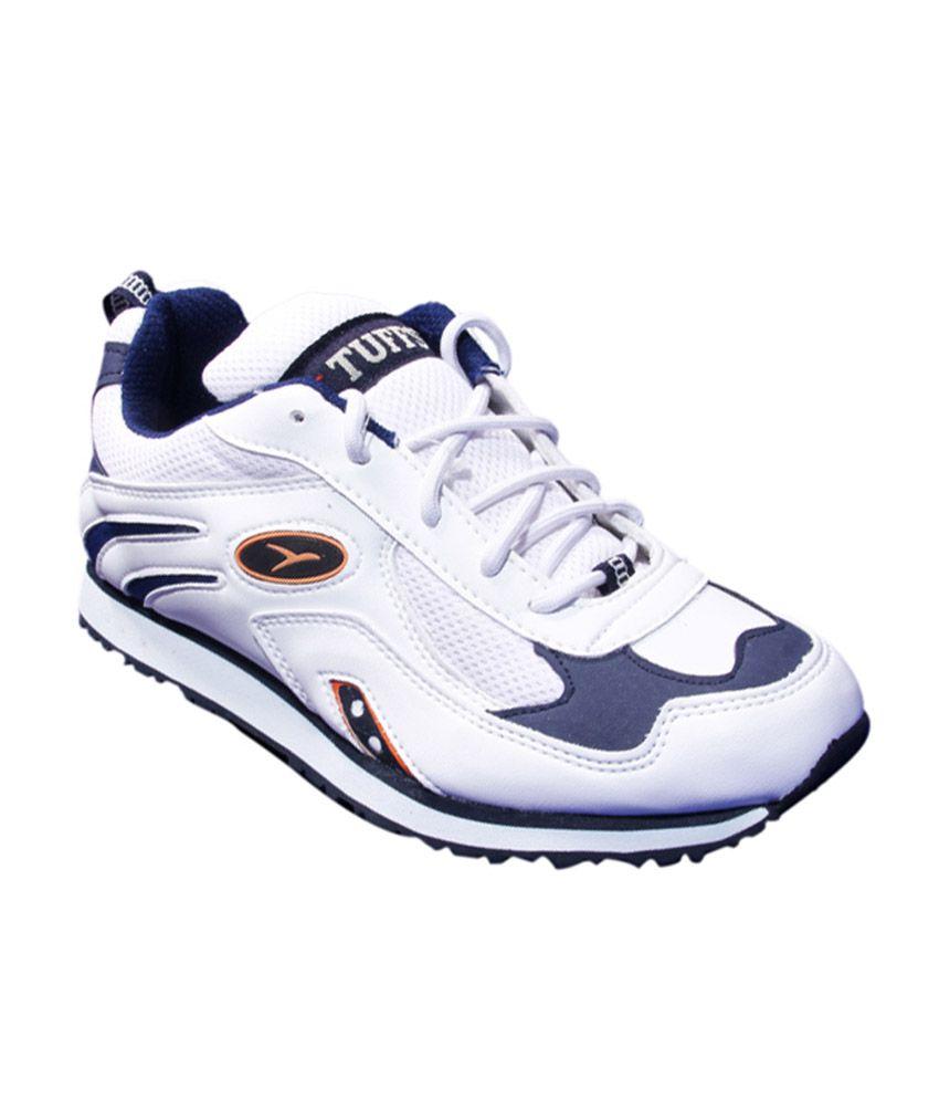 Buy Tuffs White Sports Shoes