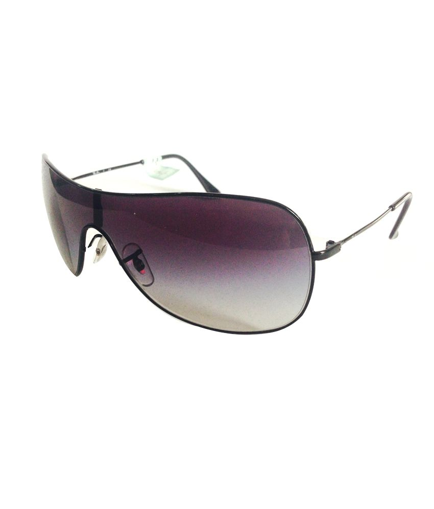 8d4b0da0ad Ray-ban  big Glamour  Polarized Wrap Sunglasses