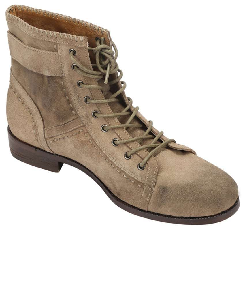 Aventura Outfitters Men's Boot Top Grain Leather