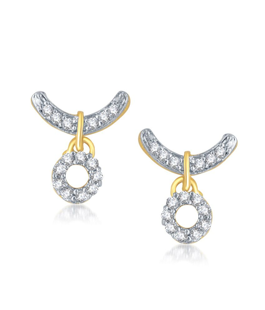 rg halo rose heart earrings fascinating artistic of drop in diamonds diamond designs earring nl gold jewelry