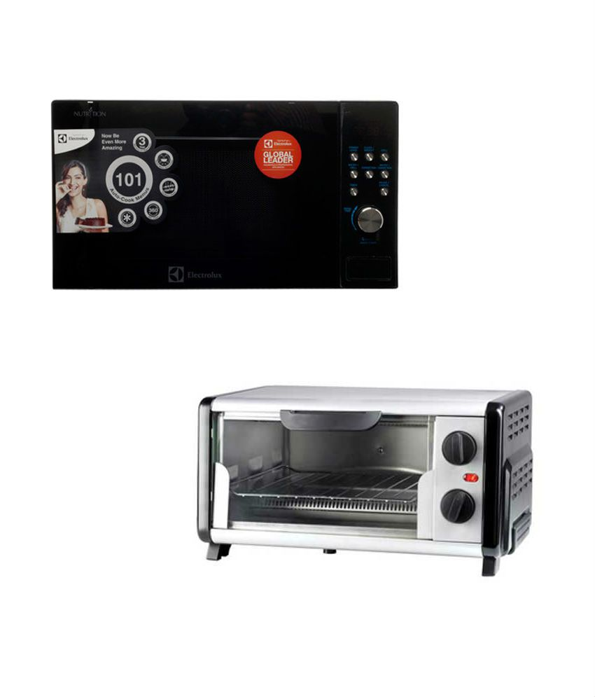 Electrolux 23ltr C23j101 Bb Cg Convection Microwave Oven