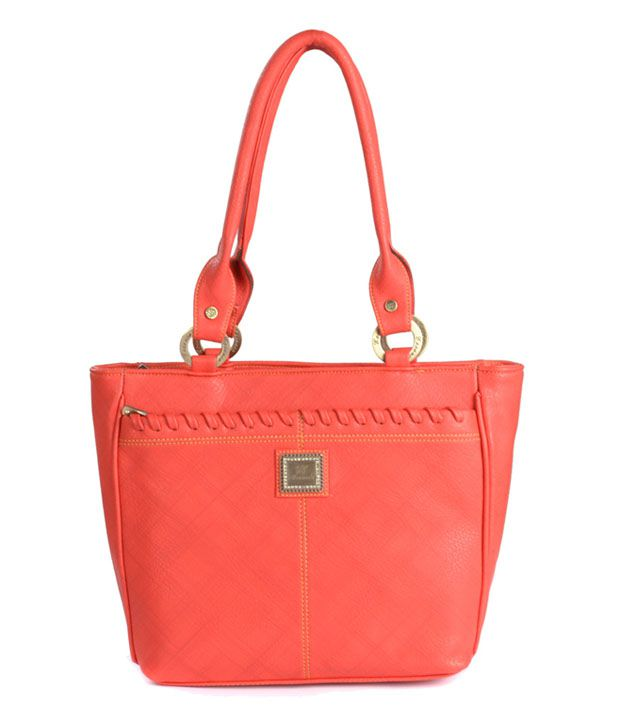 bc4fbb36be Essence Red Ladies Handbag - Buy Essence Red Ladies Handbag Online at Best  Prices in India on Snapdeal