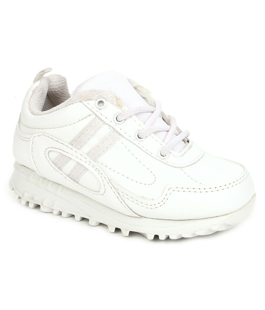 0a2b2da6e6 Liberty White Sport Shoes (force 10) - Buy Liberty White Sport Shoes (force  10) Online at Best Prices in India on Snapdeal