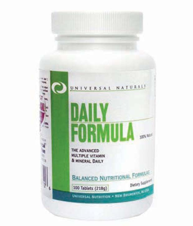 Best Natural Multivitamin